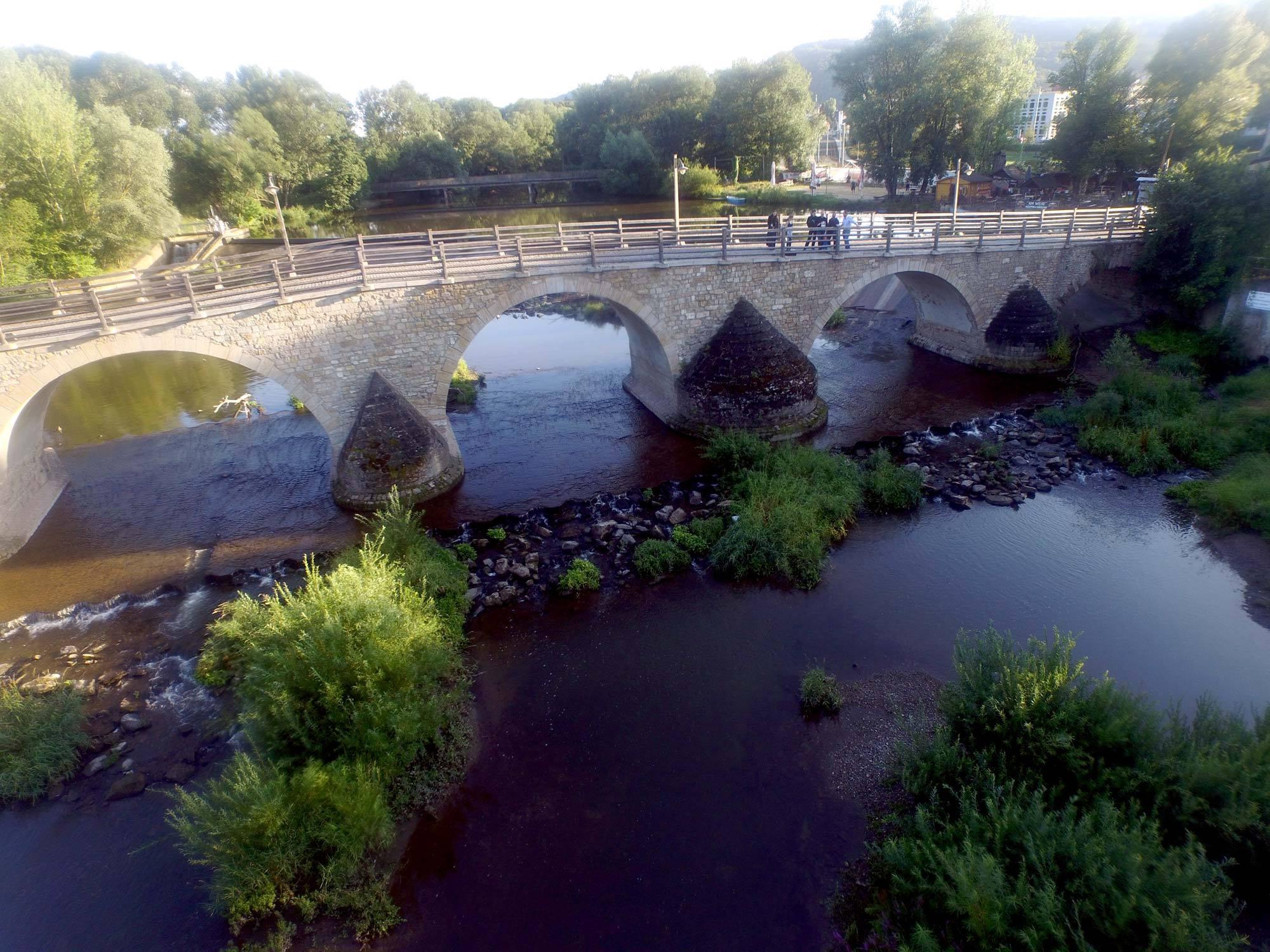 Pons Brücke